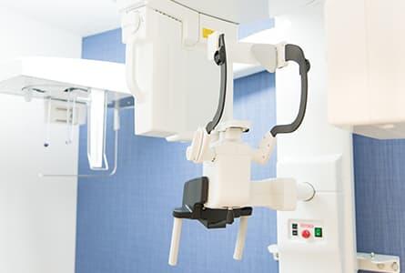 虫歯の再発防止のために精密な診査診断をします