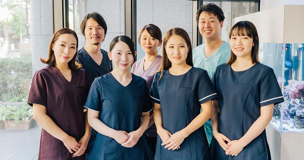 開業に合わせて歯科衛生士と受付・助手を募集中