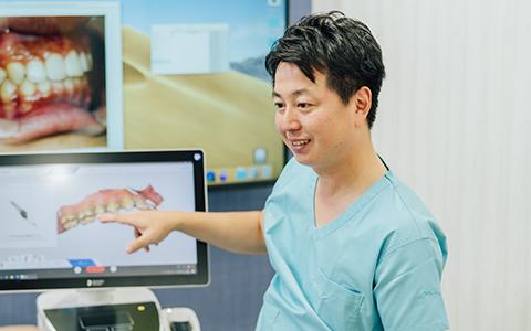 院長 宮澤から患者様へのメッセージ