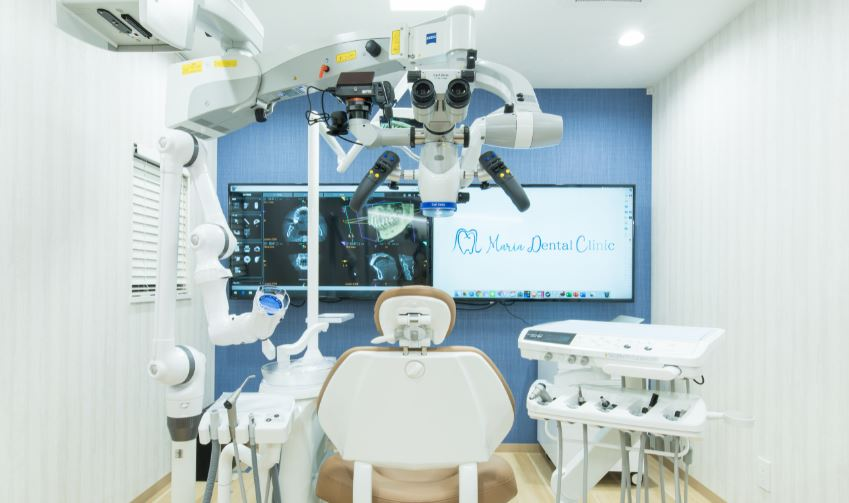 目白マリア歯科の特別診療室